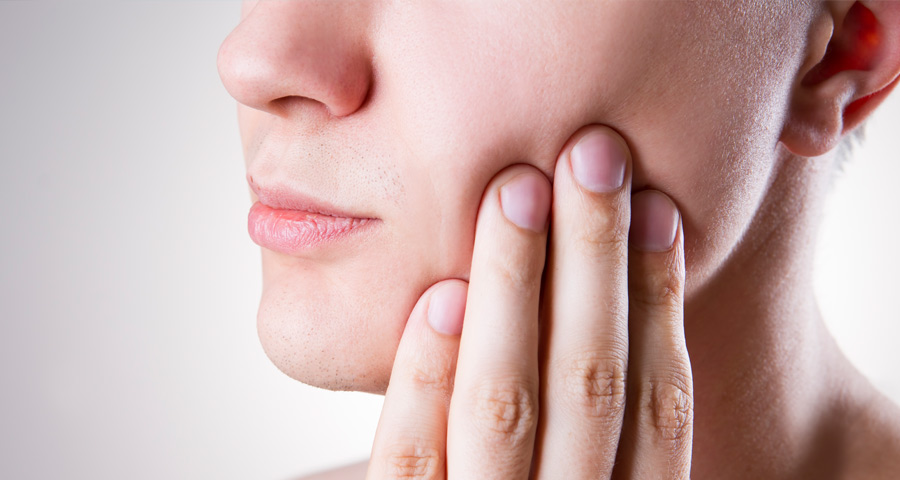 Extraction de dents de sagesse
